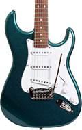 G&L USA Fullerton Standard Legacy Emerald Blue Metallic CR (Ex-Demo) #CLF1807230