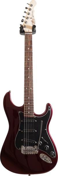 G&L USA Fullerton Standard Legacy Ruby Red Metallic RW
