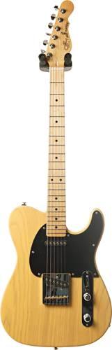 G&L USA Fullerton Deluxe ASAT Classic Butterscotch Blonde MN