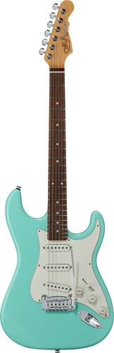 G&L USA Fullerton Deluxe Legacy Surf Green RW