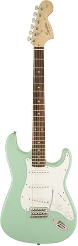 Squier Affinity Strat Surf Green IL