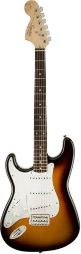 Squier Affinity Strat Sunburst Laurel Fingerboard Left Handed