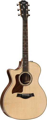 Taylor 814ce Grand Auditorium V Class Bracing Left Handed