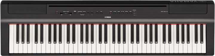 Yamaha P-121B Black Digital Piano