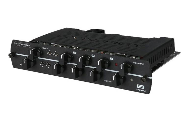 Synergy Amps B-MAN Two Channel Pre-amp Module