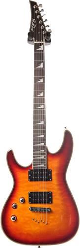 EastCoast GV320 Cherry Sunburst PH Left Handed Guitar