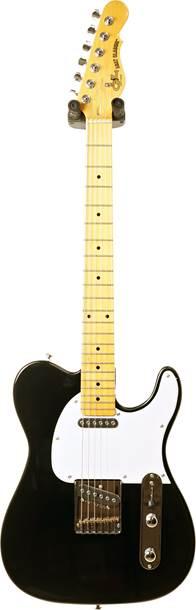 G&L Tribute ASAT Classic Gloss Black White Pickguard MN