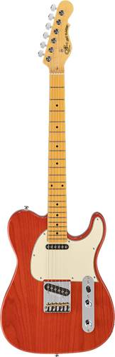 G&L Tribute ASAT Classic Clear Orange Creme Pickguard MN
