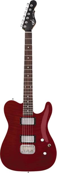 G&L Tribute ASAT Deluxe Trans Red BC