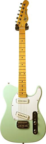 G&L Tribute ASAT Special Surf Green White Pickguard MN