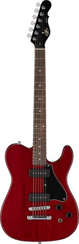 G&L Tribute ASAT Junior II Trans Red Black Pickguard BC