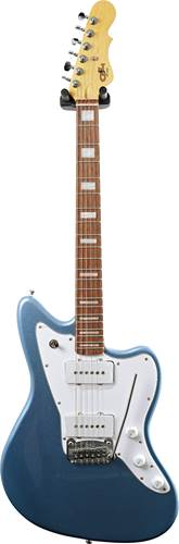G&L Tribute Doheny Lake Placid Blue White Pickguard BC