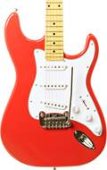 G&L Tribute Legacy Fullerton Red White Pickguard MN