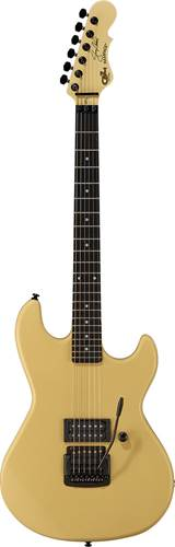 G&L Tribute Rampage Jerry Cantrell Signature Ivory EB