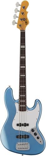 G&L Tribute JB Lake Placid Blue White Pickguard RW