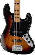 G&L Tribute JB 3 Tone Sunburst Black Pickguard MN