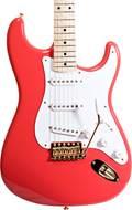 Fender Custom Shop 1956 Strat NOS Fiesta Red AAA Birds Eye MN Gold Hardware