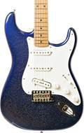 Fender Custom Shop EU Limited 1960s Mod Rock Strat NOS Bright Silver Blue Metallic Master Designed by John Cruz