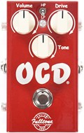 Fulltone OCD Custom Shop Candy Apple Red OCD