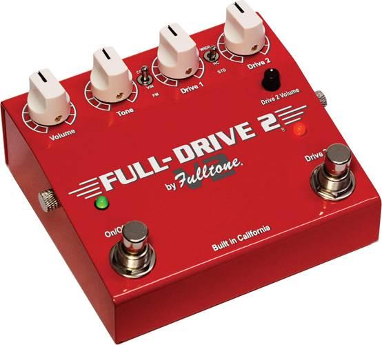 Fulltone Fulldrive 2 V2 Overdrive