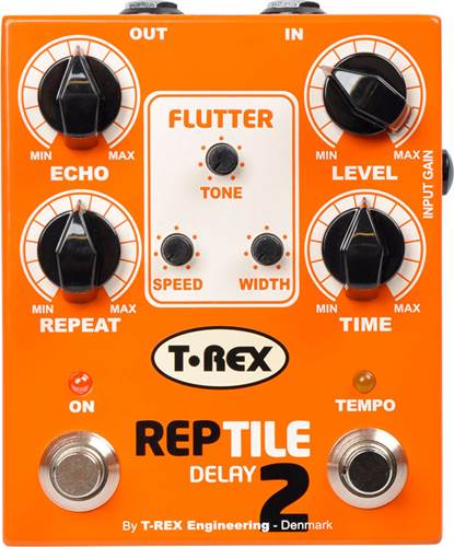 T-Rex Reptile 2 Analogue Tape Echo