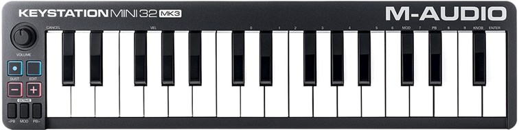 M-Audio Keystation Mini MKIII