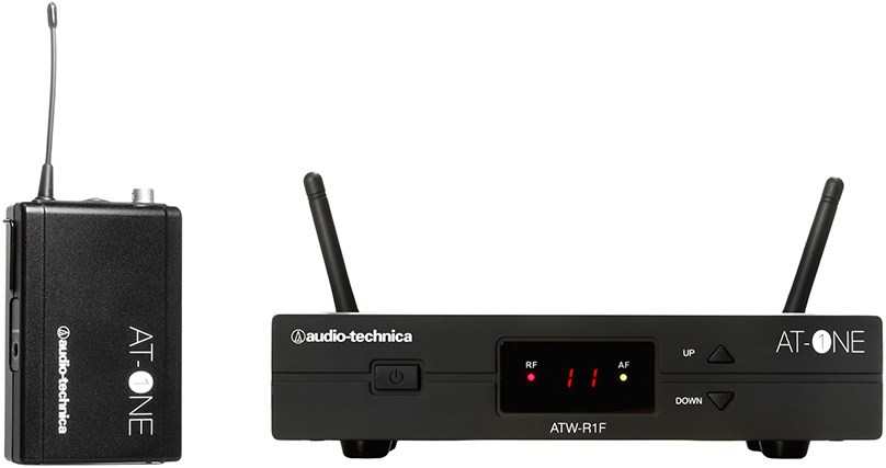 Audio Technica ATW-11F Wireless Beltpack System