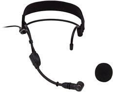 Audio Technica PRO9CW Headworn Cardioid Condenser Microphone