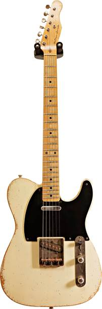 Kelton Swade Guitars 1952 White Blonde AVRT #07041