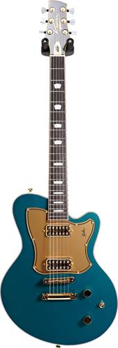 Kauer Guitars Starliner Express Ocean Turquoise