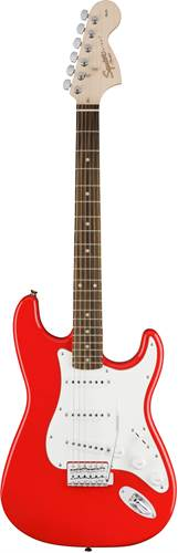 Squier Affinity Strat Race Red Laurel Fingerboard