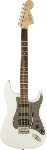 Squier Affinity Series Stratocaster HSS Olympic White IL