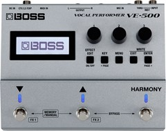 Boss Effects VE-500 Vocal Performer