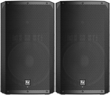 Electro Voice ELX200-15P Powered Speakers (Pair)