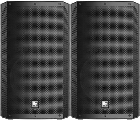 Electro Voice ELX200-15P Powered Speakers (Pair)
