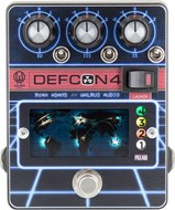Walrus Audio DEFCON4 Ryan Adams 3-band EQ Booster & Preamp