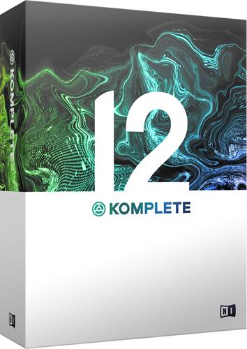Native Instruments Komplete 12 Upgrade (from Komplete Select)