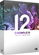 Native Instruments Komplete 12 Ultimate Update (from Komplete Ultimate 8-11)