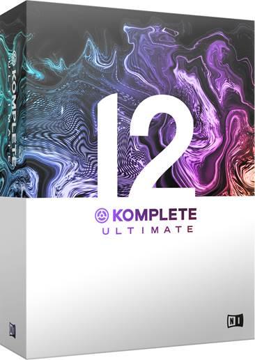 Native Instruments Komplete 12 Ultimate Upgrade Komplete 8-12