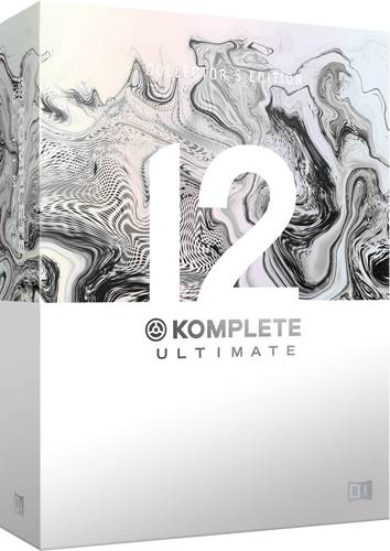 Native Instruments Komplete 12 Ultimate Collectors Edition Upgrade From Komplete Ultimate 8-12