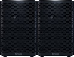 QSC CP8 Compact Powered Speaker (Pair)