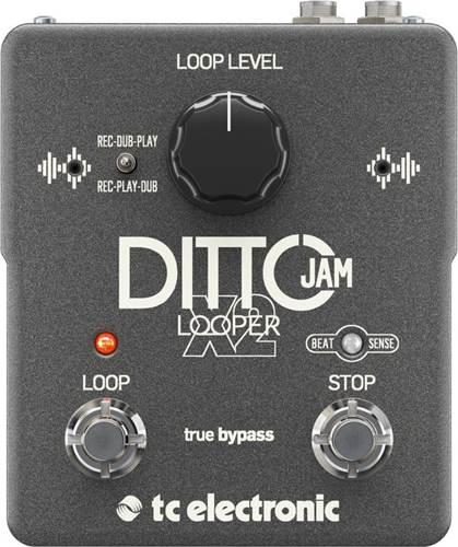 TC Electronic Ditto Jam X2 Looper