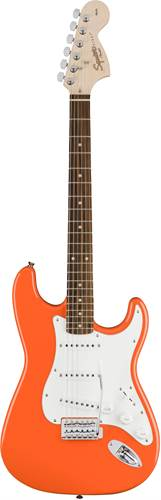 Squier Affinity Strat Competition Orange Laurel Fingerboard