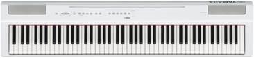 Yamaha P125 White Digital Piano