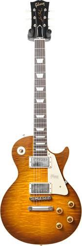 Gibson Custom Shop Les Paul Standard 1959 Dirty Green Lemon VOS Handpicked Top #982975