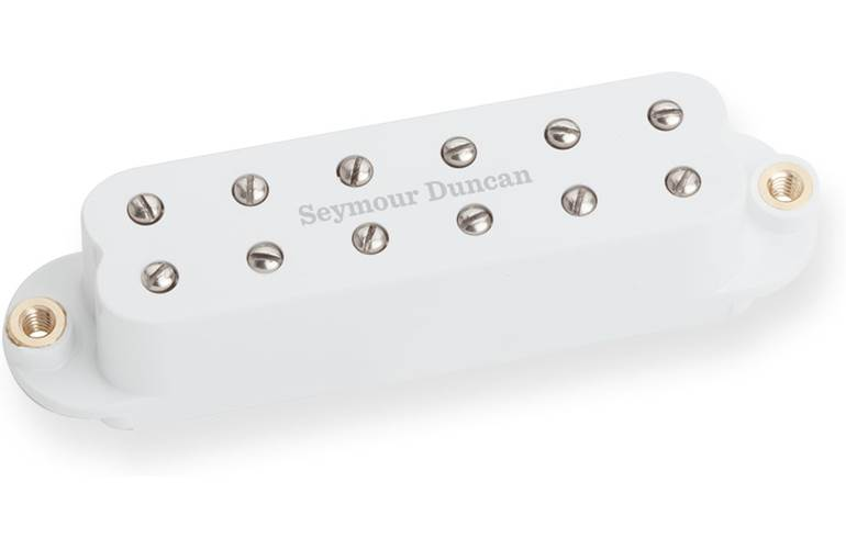 Seymour Duncan Billy Gibbons Big Red Devil Bridge Pickup White