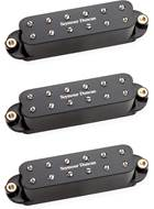 Seymour Duncan Billy Gibbons Big Red Devil Pickup Set Black