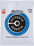 Martin Authentic Acoustic - SP - 80/20 Bronze Light (12-54)