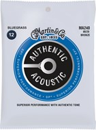 Martin Authentic Acoustic - SP - 80/20 Bronze Bluegrass (12-56)