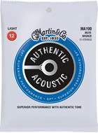 Martin Authentic Acoustic - SP - 80/20 Bronze 12 String Light (12-54)